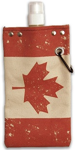 tote + able Canadian Flag