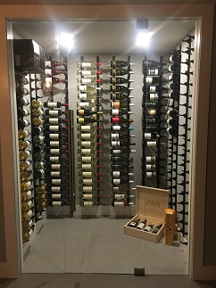 Vintage Keeper Storage System label view racking and KoolR & Strictly Cellars - dedicated to wine preservation - News