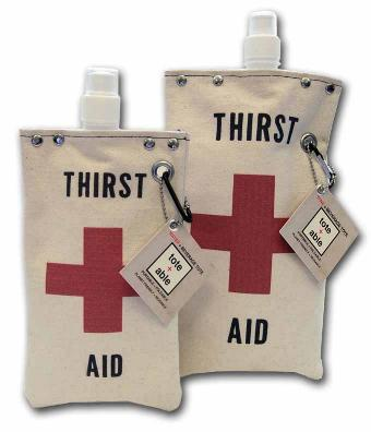 tote + able Thirst Aid